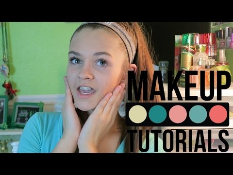 MY EVERYDAY MAKEUP TUTORIAL | Emma Marie's World