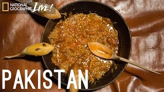We Are What We Eat: Pakistan | Nat Geo Live