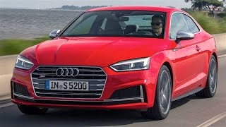 2017 Audi S5 Review--ALL-NEW S5!!