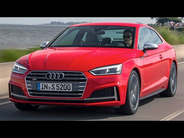 2017 Audi S5 Review--ALL-NEW S5!! - YouTube