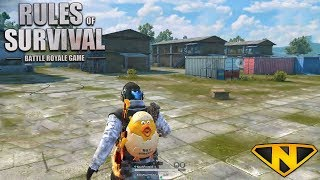 Spread Apart Squad! (Rules of Survival: Battle Royale)