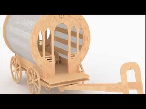 Free woodworking plans for toy wagons project working - Lasurer balken ...