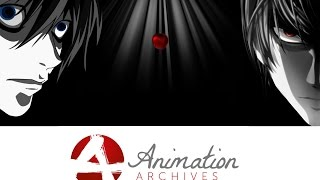 Death Note: Animation Archives Episode 3