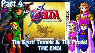 [3DS]The Legend of Zelda Ocarina of Time 3D[Part 4] The Finale! Live Stream Archive