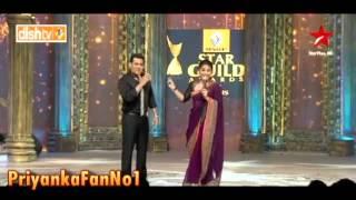 Salman Khan Flirting with Vidya Balan on Star Guild Awards