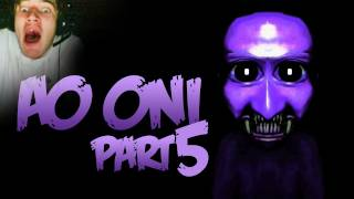 [Funny] Ao Oni - YOU CANT DO SH*T BRAH! - Part 5