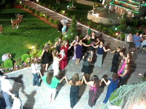Albanian Wedding: Madrit