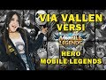 PARODY Via Vallen - Meraih Bintang versi Heroes Mobile Legends
