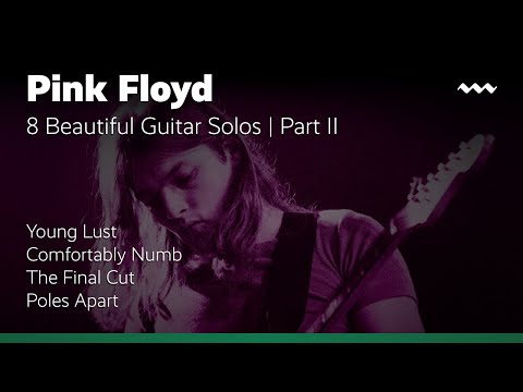 Mateus Schaffer - 8 Pink Floyd Guitar Solos (Part 2): Young Lust, Comfortably Numb and more! Video