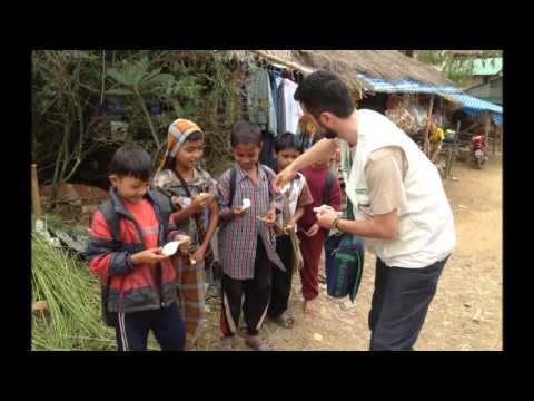 Thailand Arakan Refugees | Qurban 2012 HASENE