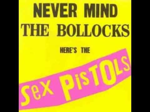 Sex Pistols (Pretty Vacant) Never Mind The Bollocks ( BY: NUDNIK)