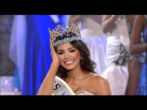 Crowning of Miss World 2011 HD