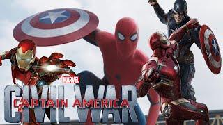 download lagu Captain America: Civil War Tribute - Fight As One gratis