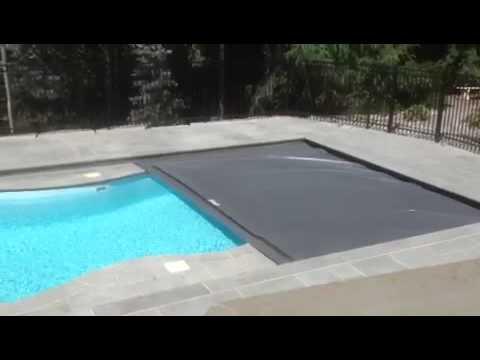 San Juan Fiberglass Pools Rio 16x28 With Cover Youtube