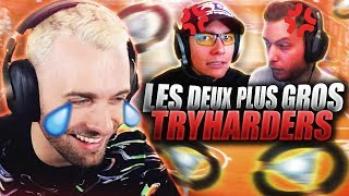 LES DEUX PLUS GROS TRYHARDERS ! 🤯 (Disc Jam ft. Locklear, Doigby, Mickalow)
