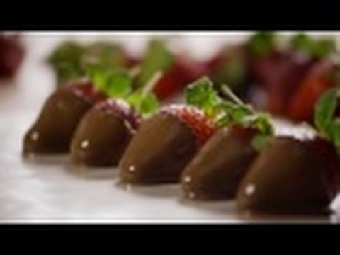 How to Make Chocolate Glaze | Valentine's Day Recipes | AllRecipes
