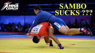 Does Sambo Suck An Answer To Chael Sonnen