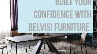 Contemporary Italian designer furniture