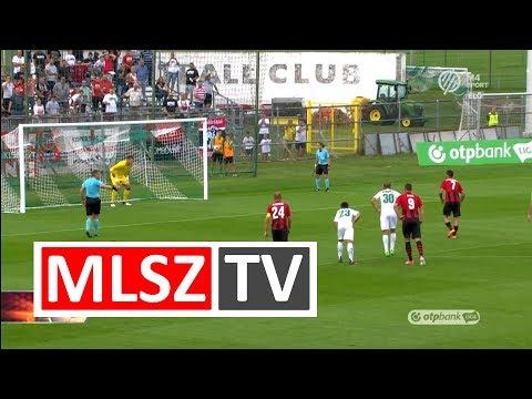 Paksi FC – Budapest Honvéd | 2-2 | (0-1) | OTP Bank Liga | 8. forduló | MLSZTV - kattintson a lejátszáshoz!