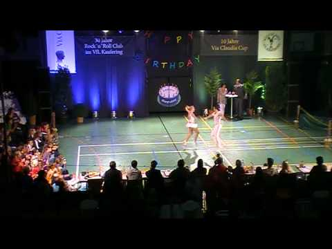 Nicole Kalb & Alexander Kapsalis - Via Claudia Cup 2011