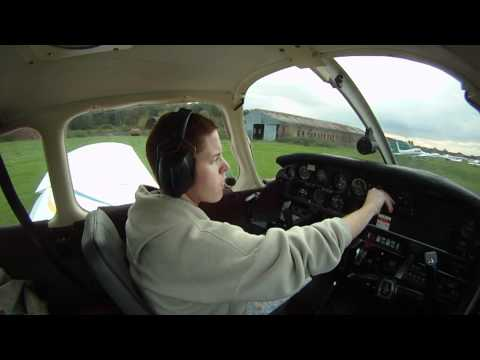 GoPro Flying HD - Flying Piper Cherokee