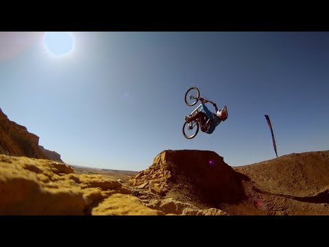 Landing a Double Backflip - Paul Basagoitia 2012
