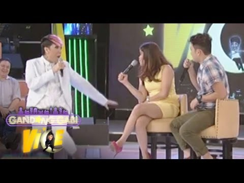 Vice Ganda Acts As Baby Of Melai & Jason video