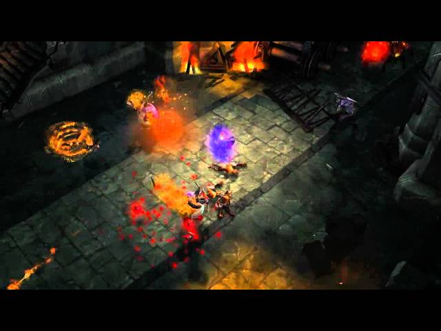 Diablo 3 Skill-Video - Wizard - Archon