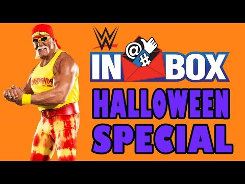 Hulkamania Runs Wild on Halloween Inbox  - WWE Inbox 143