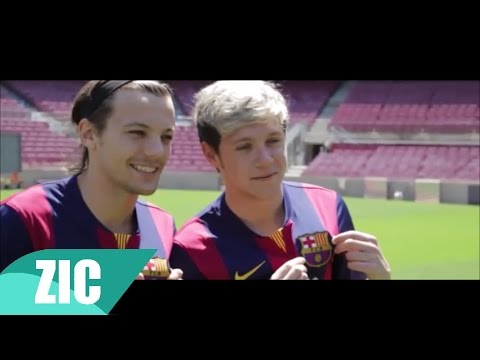 One Direction  Football  Euro 2016