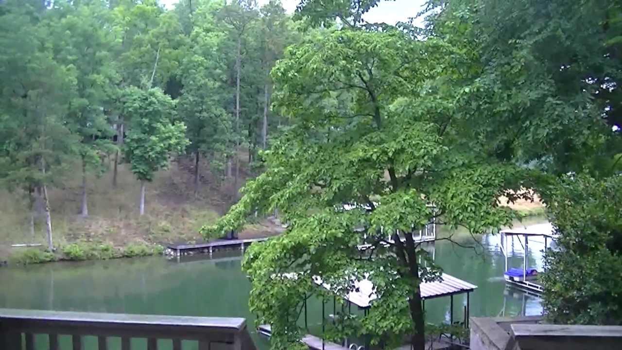 Hot Springs Arkansas Lake Hamilton Cabin Tour Youtube