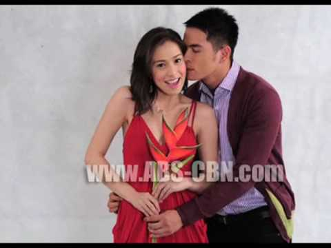 Cristine Reyes and Jake Cuenca
