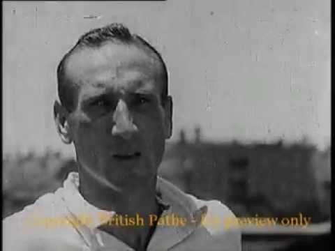 Douglas Jardine Speaks!!(1933)