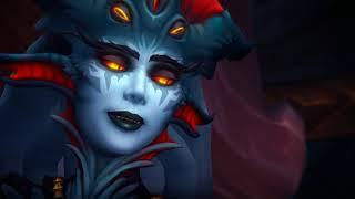 World Of Warcraft, Welcome to Nazjatar Cutscene
