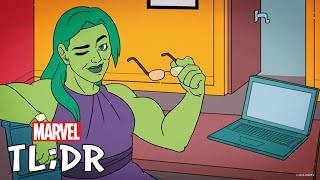 She-Hulk: Law and Disorder | Marvel TL;DR