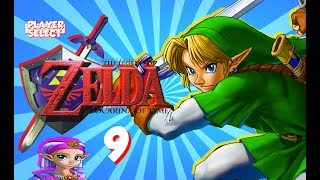 Zelda Ocarina Of Time: Not A Masterpiece? - Part 9 - PlayerSelect