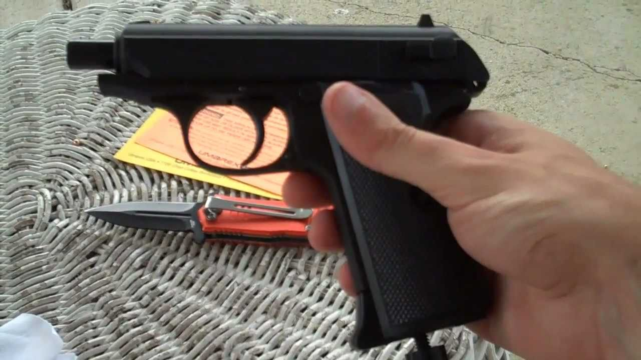 Disassembly Walther Ppk Shooting The Walther Ppk Co2