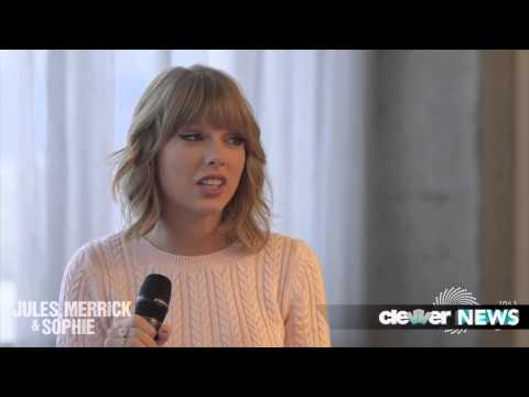 Taylor Swift's Advice for Selena Gomez - VIDEO