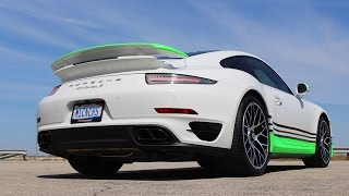6 Reasons Why You Should Own A Porsche Turbo S (991)