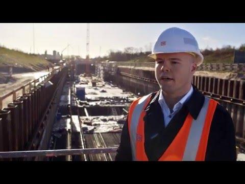 Nutzung von Building Information Modeling (BIM) im Pilotprojekt Tunnel Rastatt
