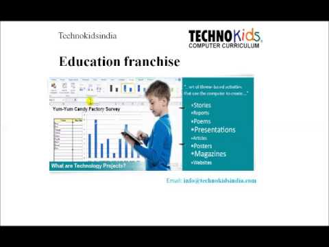 Integration of Technology into classroom,Franchise computer education,Education franchise,K-12 ICT