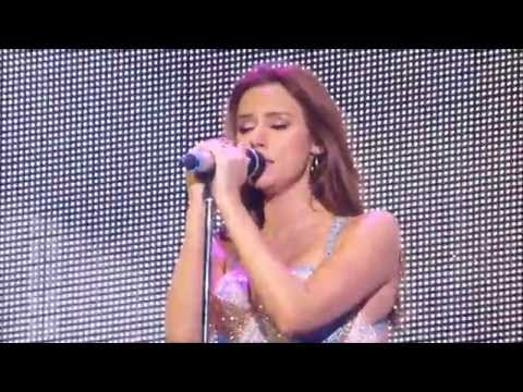 The Saturdays - Forever Is Over Live In Brighton (09 20 2014) video