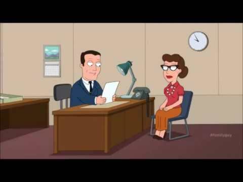 Family Guy Moment - Not so pointy boobs thumbnail