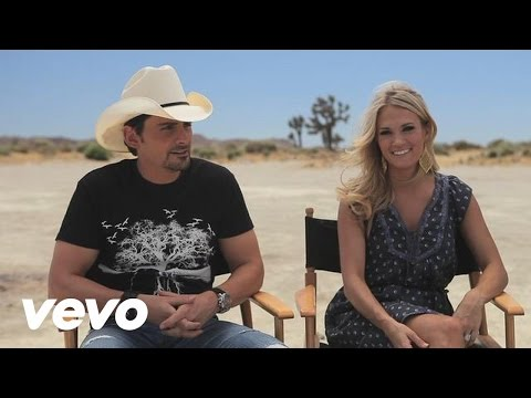 Brad Paisley - Remind Me (Behind The Scenes)