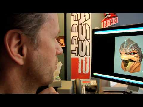 Mass Effect 2 Art Of The Game Part 4 .mp4