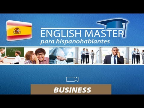 INGLÉS COMERCIAL - curso en video - www.speakit.tv - 54ENGBUS