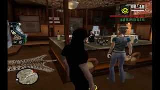 BAR DE MOTOQUEIROS E BAR DO GUNS N` ROSES GTA SAN ANDREAS FULL HD 1080p BY OLIVEIRA
