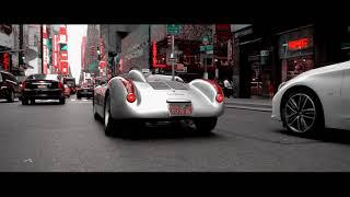 TopGear Import's 1956 Porsche 550 Spyder in New York City