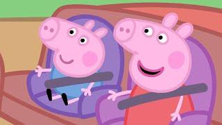 Peppa Pig Episodes - Car Compilation