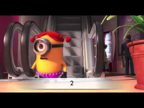 Despicable Me 2 - Best Moments video